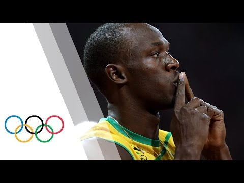 Athletics Men&#039;s 100m Final Full Replay - London 2012 Olympic Games - Usain Bolt