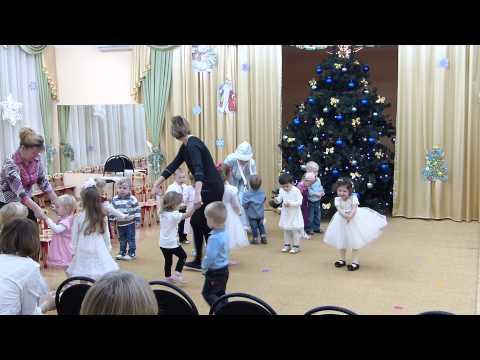 Флешмоб детский сад новый год