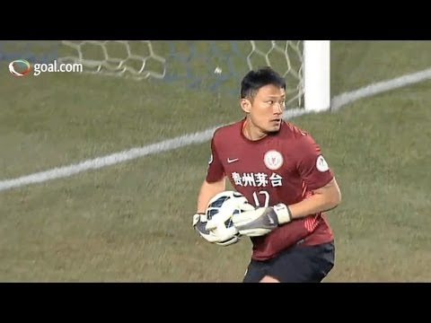 Suwon Bluewings vs Guizhou Renhe - AFC Champions League highlights
