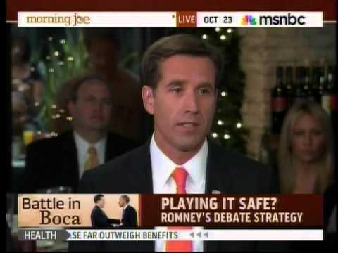 BEAU BIDEN: Romney Proved He'll Say Anything To Get Elected