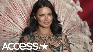 Victoria's Secret Angels Bid Farewell To Adriana Lima | Access
