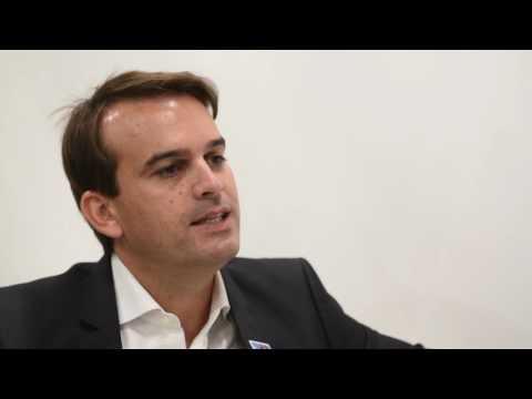 WTM 2016: Julien Munoz, vice president, sales, Dubai Parks & Resorts