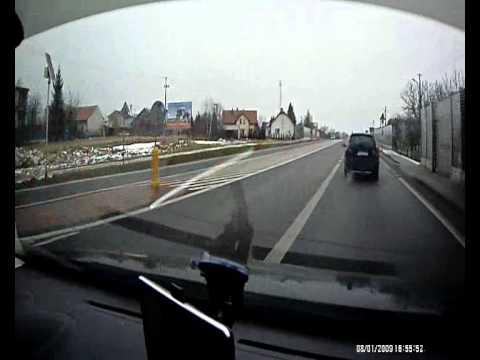 Как работают польские полицейские