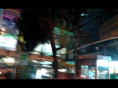 Bangkok Scooter Taxi