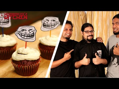 Headbangers Kitchen - Season 3 Episode 3 - Trollcake with Noiseware...