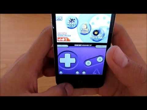 Emulador GBA iPhone (Review) Sin Jailbreak GRATIS