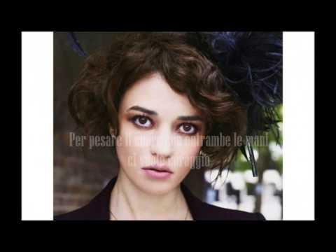 Tiziano Ferro ft  Carmen Consoli Il conforto con testo