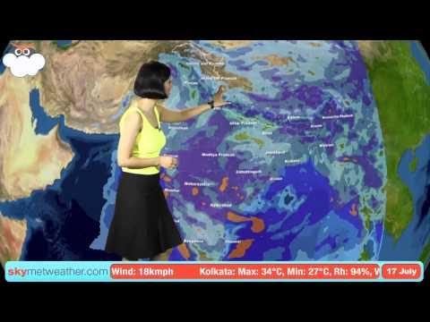 17 July Monsoon Update: Skymet Weather