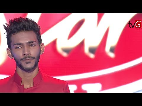 Dream Star Season 07 | Final 36 ( 02nd Group ) Sahana Amodya   | 08-07-2017