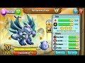 Dragon City: High Snow Dragon, NEW HEROIC   EXCLUSIVE DRAGON! 😱
