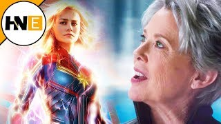 Carol Danvers is Half-Kree in Captain Marvel MAJOR Origin Changes EXPLAINED
