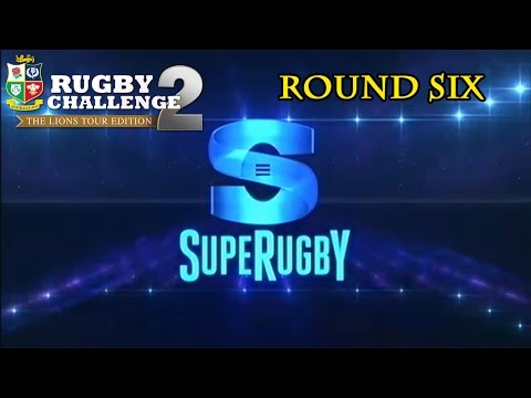 Jaguares vs Blues - Super Rugby 2016 - Round Five - Rugby Challenge 2
