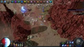 PoE Kinetic Blast Quadro Totem
