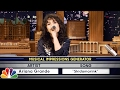 Wheel of Musical Impressions with Alessia Cara -
