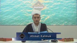 Ahmet Kalmuk - Kur'an-ı Kerim tilaveti