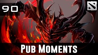 Dota 2 Pub Moments Ep. 90 [Shadow Fiend Edition]