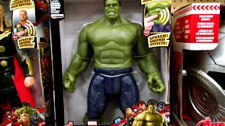 TOYS FOR KIDS Marvel Avengers Titan Hero Tech Hulk Figure Hasbro Marvel Target Tots おもちゃ