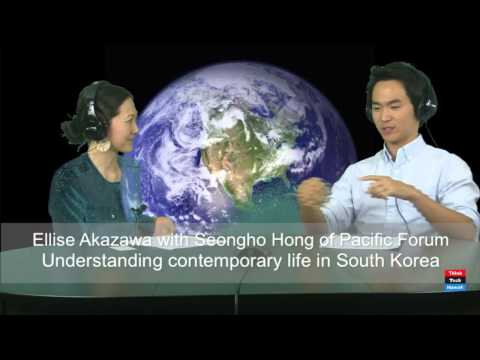 Understanding Contemporary Life in South Korea with Seongho Hong
