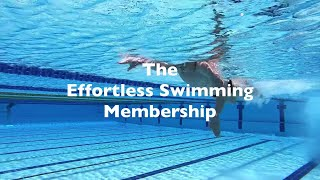 [Trailer] The Effortless Swimming Video Membership (& The 5 Core Principles)