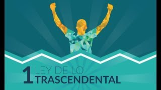 001 LEY DE LO TRASCENDENTAL
