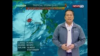 BT: Weather update as of 12:25 p.m. (November 6, 2019)