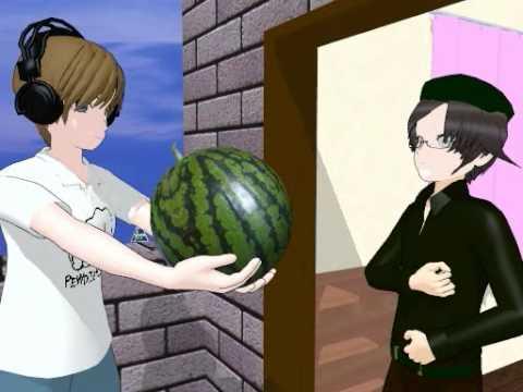 [MMD] Melon ~ PewDiePie