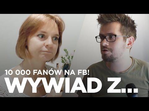 """Wywiad z Katarzyną Michalak z okazji 10 000 fanów """"Złych książek"""" na Facebooku!"""