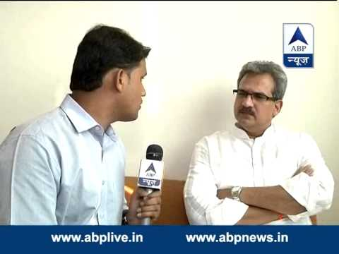 Shiv Sena indicates support for BJP in Maharashtra l Anil Desai gives details to ABP News