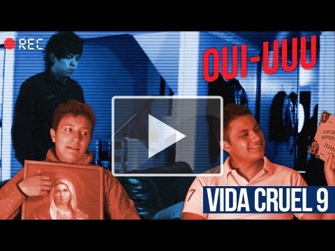 VIDA CRUEL 9 - ACTIVIDAD PARANORMAL