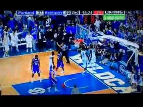 2012 NBA Draft Recap, a Dunk Highlight By Each Pick (part 1)