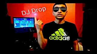 How To Make A Free DJ Drop!!   Shoutouts   Subscriber Special!!