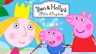 Peppa Pig & Ben and Holly