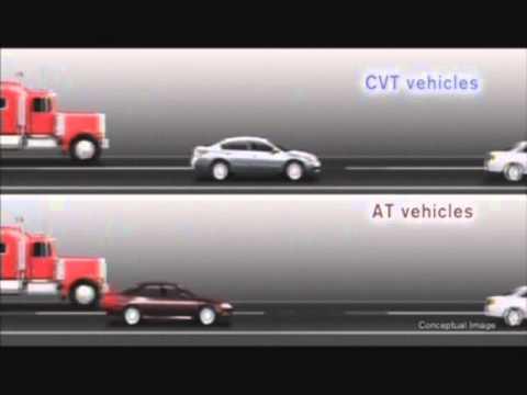 Automatic Vs Manual Car >> Nissan CVT explained - YouTube