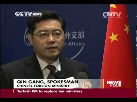 China strongly condemns Abe's visit to Yasukuni Shrine