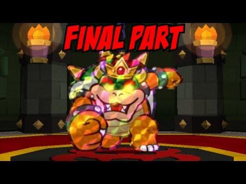 Paper Mario: Sticker Star - Part 17 Final Boss & Ending