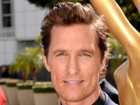 McConaughey's First Primetime Emmys