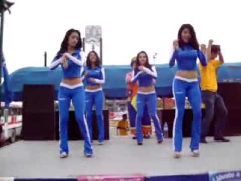 Danza Kuduro Chicas Telcel Veracruz 2010.mp4 Music Videos