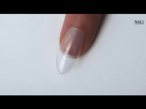 How to File an Almond Nail Shape
