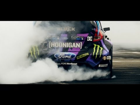 Monster Energy: Ken Block's 2013 Seoul Experience