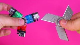 FIDGET SPINNER - wie kann man die selber machen?