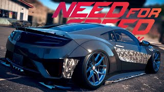 ACURA NSX Tuning - Need for Speed Payback