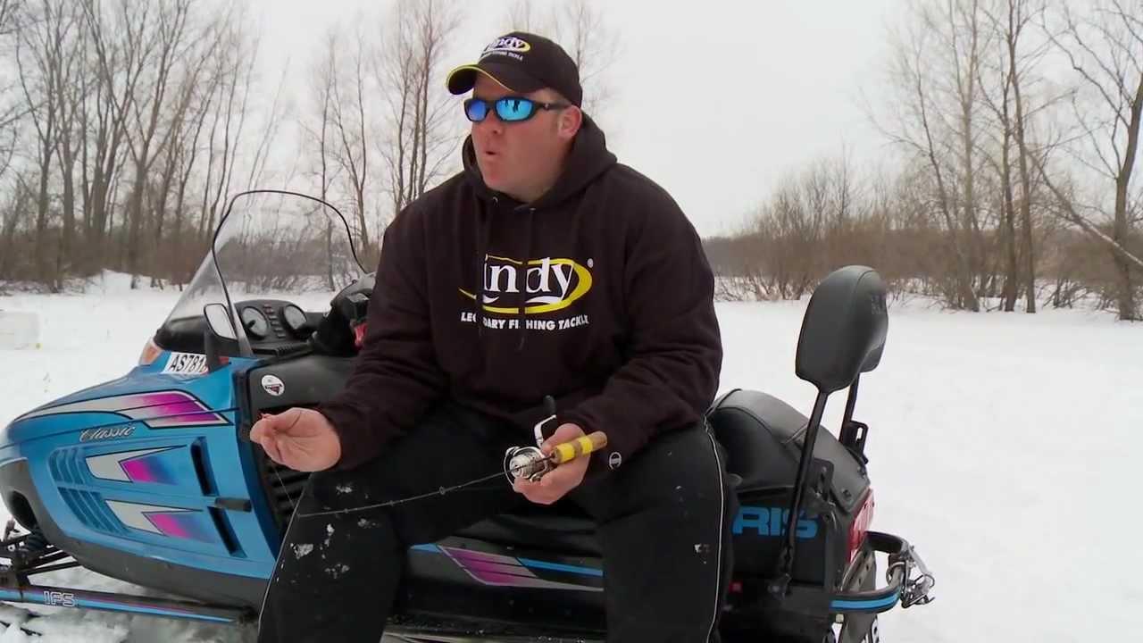 Ice Fishing Bluegill Bluegill Ice Fishing Color is