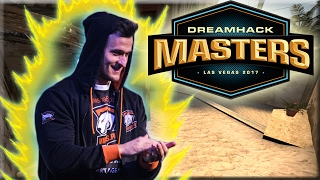 Virtus.Pro Best Moments From Dreamhack Masters Las Vegas 2017 ( Clutches/Funny Moments/Interviews )