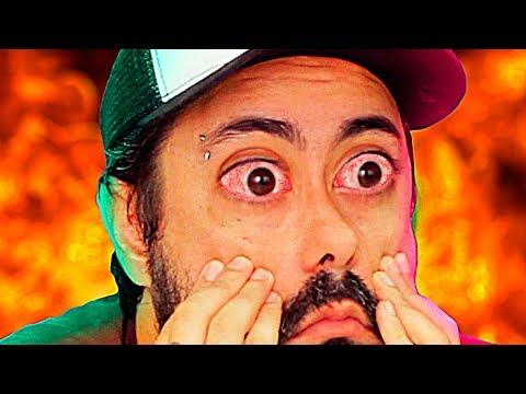 NÃO PODE RIR! DESAFIO SEM PISCAR (será que pisquei?) Vídeos de zueiras e brincadeiras: zuera, video clips, brincadeiras, pegadinhas, lançamentos, vídeos, sustos