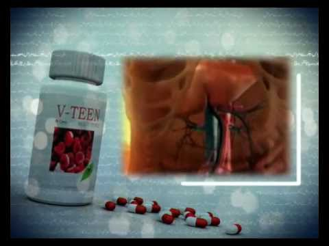 Homeopathy medicine for men (V-Teen)