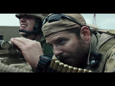 First Look: Bradley Cooper's Vow to an 'American Sniper' Navy SEAL