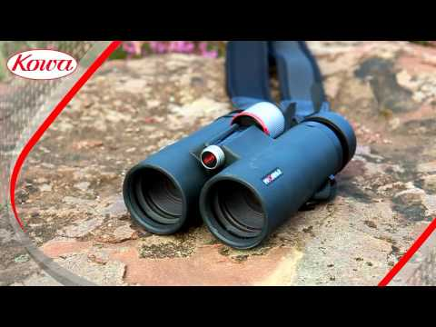 Kowa BD XD binoculars - a new generation is born. The all new Kowa BD - clarity like never before. . 2 XD lenses, Ultra close focus from 1.5m, light weight body. high  performance in a compact body. Stylish and ergonomic design make them a joy to use - see  for more information.