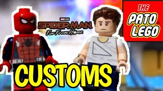 CUSTOMS SPIDERMAN FAR FROM HOME!!!