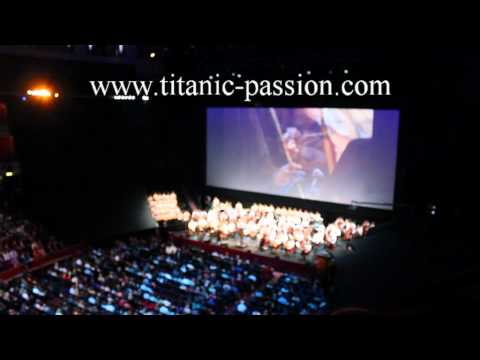'Titanic Suite' - James Horner & Sissel Live at the Titanic 3D Worldpremiere