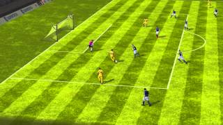 FIFA 13 iPhone/iPad - INAZUMA ELEVEN vs. Rochdale